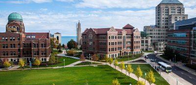 Chicago, Loyola University