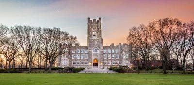 New York, Fordham University Rose Hill Campus